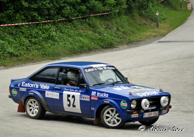 ford escort rs2000 mk2 rally glory and legendary. Black Bedroom Furniture Sets. Home Design Ideas