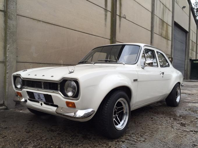 ford escort mk1 rs1600 bda glory and legendary. Black Bedroom Furniture Sets. Home Design Ideas